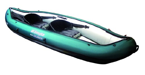 Sevylor Colorado 2 Person Kayak - Green