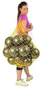 16x Togu Redondo Ball 18cm + 1x Ballnetz