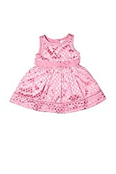 Chirpie Pie by Pantaloons Girl's Frock_Size_12-18 M