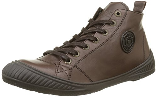 PataugasRocker/N F4B - Sneaker Donna , Marrone (Marron (Choco)), 40