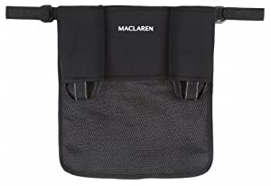Maclaren Universal Organizer, Black (Discontinued by Manufacturer)