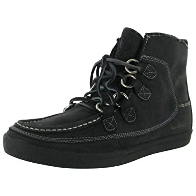 True Religion Men's Brent Sneaker, Black, 8 M US