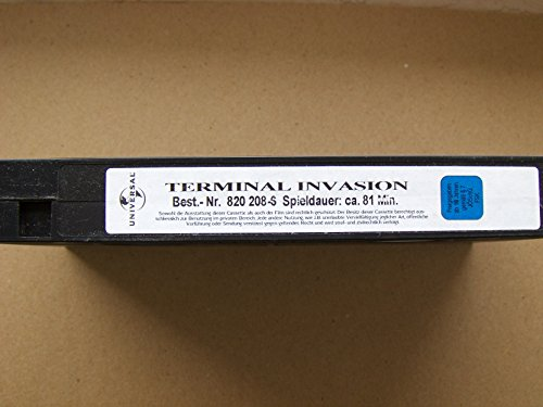 Terminal Invasion [VHS]