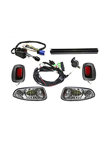 get e led taillights with turn signal switch and