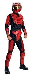 Halo Deluxe Spartan Costume