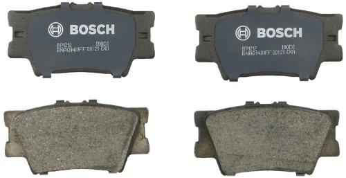 Bosch BP1212 QuietCast Premium Disc Brake Pad Set (2007 Camry Bosch Brake Pads compare prices)