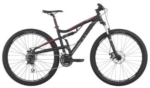Diamondback 2013 Recoil 29'er Full Suspension Mountain Bike with 29-Inch Wheels  (Black, 20-Inch/Large)