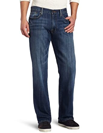 1a0ee1bd Lucky Brand Men's 361 Vintage Straight Leg Jean In Allen, Allen, 40x32