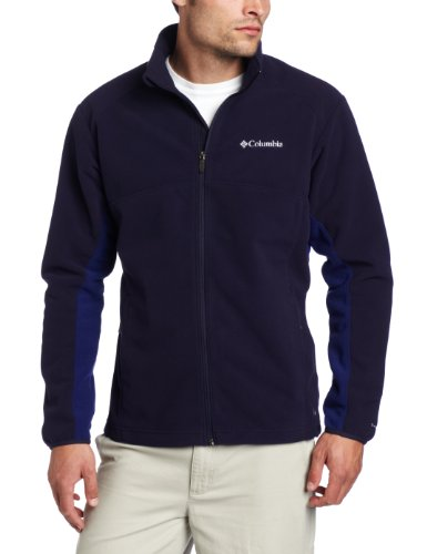Columbia Sportswear Men's Strata D Fleece Jacket