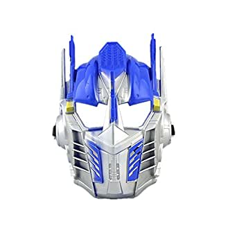 Luk Oil Halloween Children's Masks Hornet Transformers Mask for Boys