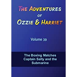 Ozzie & Harriet [Volume 39]