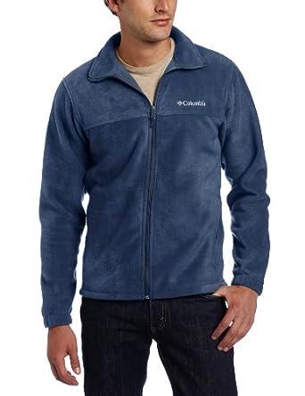 Columbia Men's Tall Steens Mountain Full Zip 2.0 Fleece Jacket, Collegiate Navy, 4X/Tall