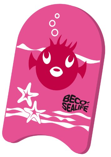 beco-madchen-schwimmbrett-kinder-sealife-kick-board-9653-one-size-pink