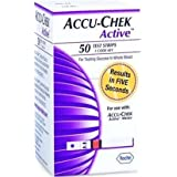 Accu-Chek Active Test Strips ~ Roche Diagnostics