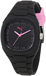 PUMA Women's PU102882002 Bubble Gum Analog Watch