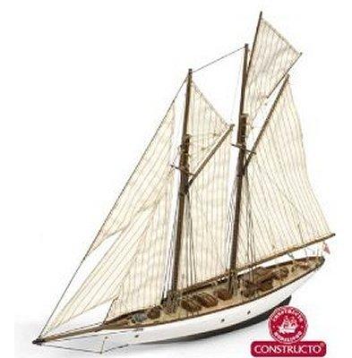 Maquette en bois - Altaïr