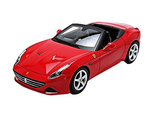 Bburago - 16007r - Ferrari - California T - Parte superiore aperta - 2014 - 1/18 Scala