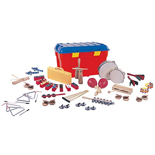 Performance Percussion KS1 Key Stage Percussion Set
