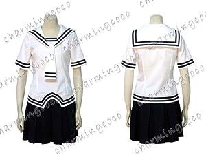 Fruits Basket Tohru Honda Cosplay Costume Girls School Uniform Custom Made