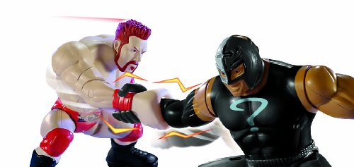 WWE Power Slammers Sheamus and Rey Mysterio Figure Starter Pack