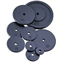 Body Solid Standard Iron Weight Plates by Body Solid