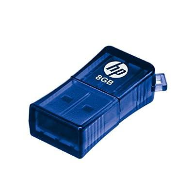 HP 8GB HP v165w USB Flash Drive (P-FD8GBHP165-GE)