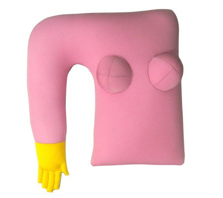 Read About Girlfriend Body Pillow PInk