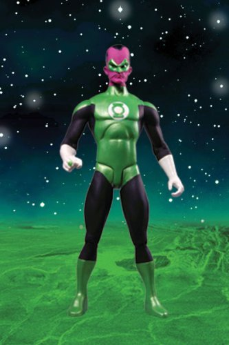 Green Lantern Series 2 Action Figure: Sinestro - 1