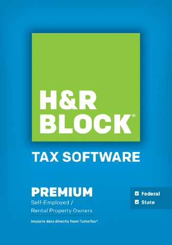 H&R Block Tax Software Premium + State 2013 Win [Download]