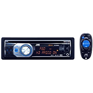 JVC KD-HDR60 USB/CD Receiver