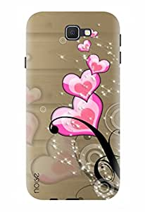 Noise Designer Printed Case / Cover for Samsung Galaxy On Nxt / Bling / Art Of Love Design