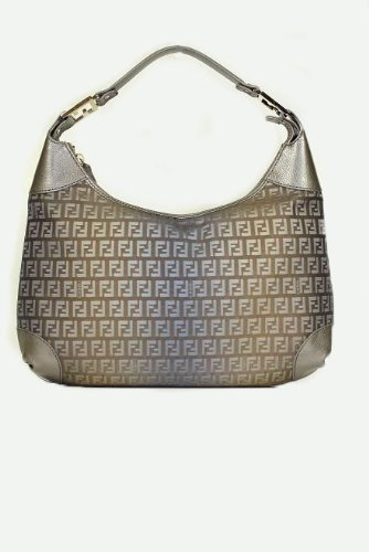 Fendi Handbags Brown zucchino 8BR620