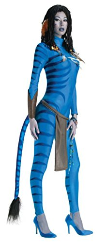 Rubies Womens Neytiri Avatar Party Outfit Halloween Themed Party Fancy Costume