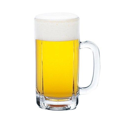 ビールジョッキ コップ ガラス 830ml 55317