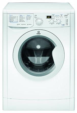 Indesit IWDD 7145 B(DE) Waschtrockner / BAB / 1.33 kWh / 1400 U/min - B / 7 kg Waschen / 5 kg Trocknen / 44 Liter / kl. digitales Display / Klartext / weiß