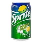 コカ・コーラ社 スプライト 缶350ml1箱24本