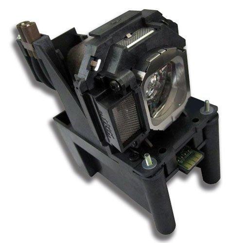 Replacement Lamp Part Number Et-Laf100 For Panasonic 3Lcd Front Projector Models Pt-Fw100Ntu / Pt-F100Ntu / Pt-F100Ntea / Pt-Fw100Nt / Pt-F100U / Pt-F100Nt / Pt-F200Ntu / Pt-F200U / Pt-F200 / Pt-Fw300Ntu / Pt-Fw300U / Pt-F300Ntu / Pt-F300U / Pt-F300E / Pt