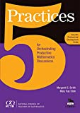 img - for 5 Practices for Orchestrating Productive Mathematics Discussions [NCTM] book / textbook / text book