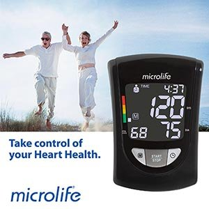 Cheap Microlife® Premium Automatic Blood Pressure Monitor (B008DRKCCI)