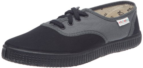 Victoria Inglesa Bicolor, Chaussures  lacets hommes - Gris (Anthracita), 44 EU