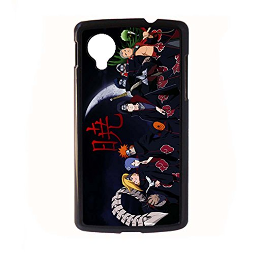 Generic Custom Back Phone Case For Child Printing With Akatsuki Black Friday For Lg Google Nexus 5 Choose Design 2