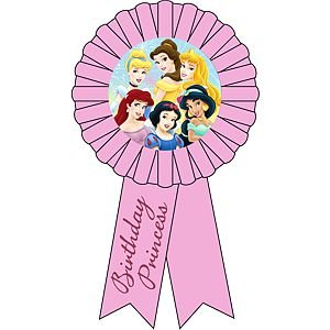 Disney Princess Guest of Honor Ribbon - 1