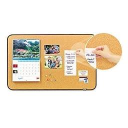 Post-it® Sticky Cork Board BOARD,22X36 STKY CORK,CCL 35112 (Pack of2)