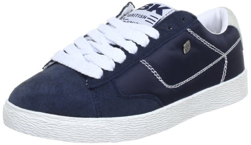 British Knights Unisex - Adult TYPHOON LO Low Top Blue Blau (navy 3) Size: 41