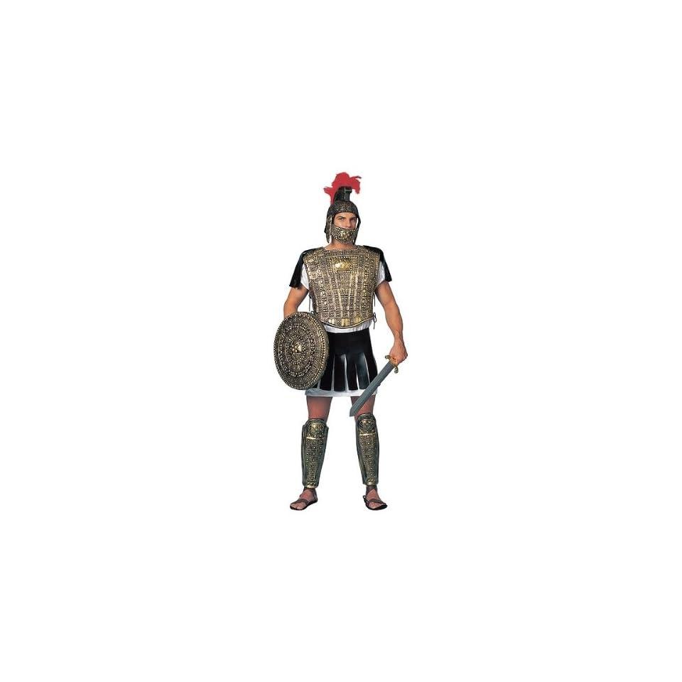 Black/Gold Roman Soldier Armor Set Toys & Games