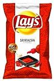 Lay's Sriracha Flavored Potato Chips