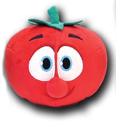 Bob the Tomato Beanie Plush 2015