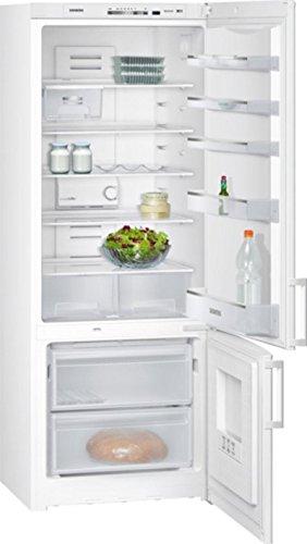 Siemens KG57NVW20 réfrigérateur-congélateur - réfrigérateurs-congélateurs (Autonome, Bas-placé, A+, Blanc, SN, T, 4*)