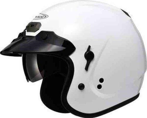 Gmax G1320089 Open Face Helmet (Open Face Motorcycle Helmet Xxxl compare prices)