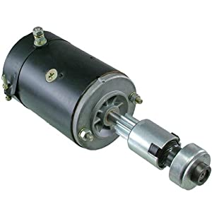 com: Starter for Ford 2N, 8N, 8N Tractor Comes with Drive: Automotive